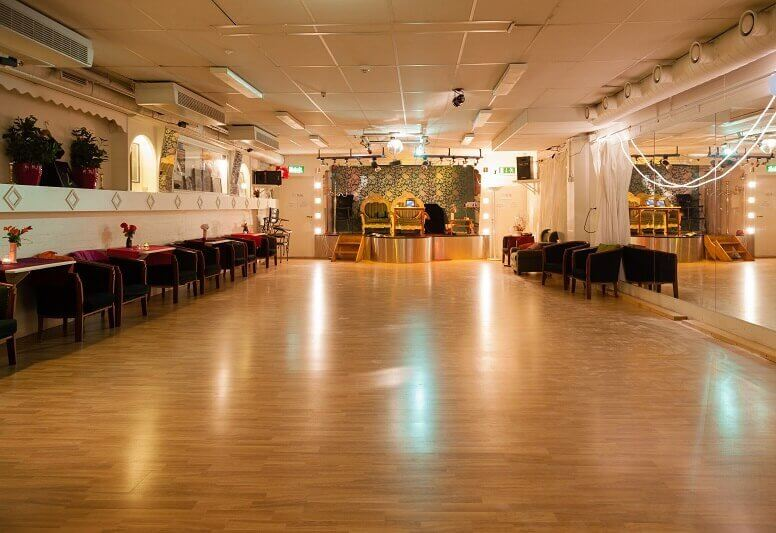 Tangokompaniet studio
