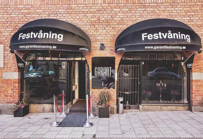 Garant Festvåning