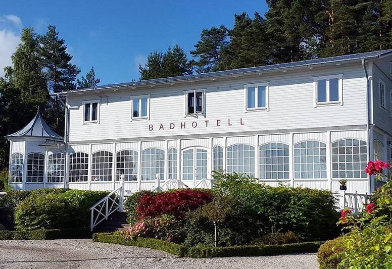 Vitemölla Badhotell