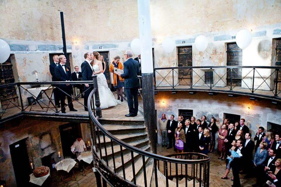 Landskrona Slott fest för bröllop och fest