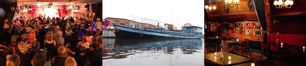 Blå båten