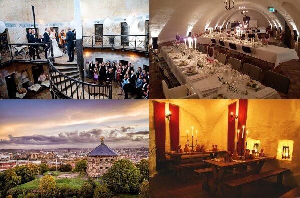 Eventlokaler för bröllop och fest